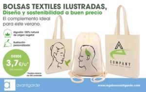 bolsas ecológicas personalizables